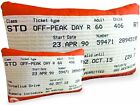cheap train ticket prices