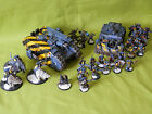 WARHAMMER 40K - SPACE WOLVES ARMY MANY UNITS TO CHOOSE FROM