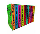 Peter James Roy Grace Series 10 Books Collection Box Set Brand New