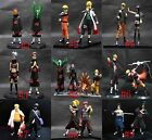 lot! naruto anime pvc figure