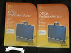 MICROSOFT OFFICE PROFESSIONAL 2010 RETAIL FULL VERSION 32 64 BIT WITH DVD