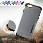 Shockproof Hybrid Rubber Bumper + PC Hard Case Cover For iPhone 6/6S Plus Apple