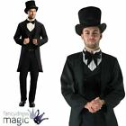 Official Adult Disney Oz Great Powerful Oscar Diggs Victorian Fancy Dress Outfit