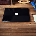 """Clear Glossy Crystal Case Shell for Macbook Air 13/11 Pro 13/15 Retina 12"""" Cover"""