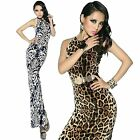 Women's Sexy Summer Slim Bodycon Evening Ball Party Cocktail Gown Long Dress