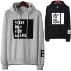 Mens Luxury Hoodie Jacket Cardigan Sweater Jumper Blazer Top T-Shirts W139 - S/M