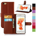 PU Leather Luxury Clip Wallet Card Flip Stand Case Cover For Apple iPhone 4 4s