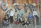 B.A.P CARNIVAL 5th Mini Album SPECIAL V. ORIGINAL POSTER BAP BROMIDE POSTER ONLY
