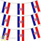 CROATIA BUNTING 33,100,200,400FT LARGE DECORATION NATIONAL COUNTRY FLAG