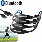 Wireless Bluetooth Stereo Headset Headphones Sport for iPhone iPad Samsung