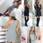 Women Bandage Bodycon Sleeveless Dresses Evening Party Cocktail Mini Short Dress