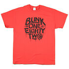Blink-182 - Stage 2 - red t-shirt - OFFICIAL