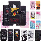 Pattened Flip Leather Card Wallet Case Cover w/ Strap for iPod Touch 5th 6th Gen