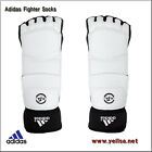 Adidas KTA Approved TaeKwonDo Foot Protector guard TKD Tae Kwon Do Fighter Socks