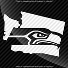 Seattle Seahawks Washington WA State Pride Decal Sticker $7.99 USD on eBay