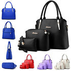 Hot Stylish Designer Handbags High Quality Women Messenger Bags Tote Bags 3 in 1