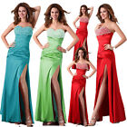 Sexy Womens Long Dress Prom Party Cocktail Evening Bridesmaid Wedding Party Gown