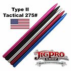 """(5 Pack) 3 1/2"""" Type II Paracord Fid, Lacing, Stitching Needles (6 Colors!)"""