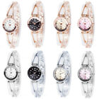 New Women's Luxury Sexy Watch Quartz Gift Bracelet Watches Ladies Wristwatch