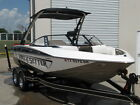 NO RESERVE! 10 MALIBU WAKESETTER VLX 21 WAKEBOARDING BOAT! LOW HOURS! MINT! RARE