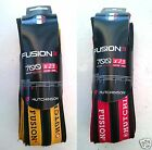 HUTCHINSON FUSION 3 700 X 23 BLACK RED YELLOW KEVLAR PRO TECH 127TPI 210GR