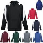 MEN'S PULLOVER, WICKING PERFORMANCE, LIGHTWEIGHT, HOODIE, S M L XL 2X 3X 4X