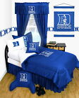 Duke University Bed in a Bag Comforter Set Twin to Queen Size LR