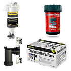 Boiler filter choose from Magnaclean, IntaKlean, CentraMag or Fernox TF1 22/28mm