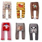 Baby Boy Girl Pants Leggings warmers various designs for 6M-2 years at size0.1.2