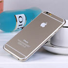 "Ultra Thin  Transparent  PC Hard Jewelled Case Cover for  iPhone 6(4.7"")& 6 Plus"