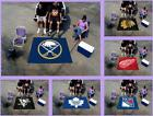NHL Licensed 5'X6' Tailgater Area Rug Floor Mat Carpet Man Cave - Choose Team