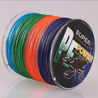 16 Strands 100-2000M 20-300LB Multi-color Hollow pe Dyneema Braided Fishing Line