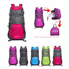 Outdoor 35L Waterproof Foldable Travel Hiking Camping Luggage Backpack Rucksack