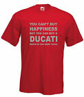 Ducati T Shirt Funny Bike TShirt Motorbike T Shirt Racing Sizes S XXL