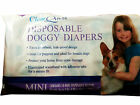 ClearQuest 10 pk Disposable Pet Dog Diapers 5 Sizes Available:Mini, XS, S, M, L