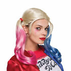 Rubies Official DC Comic Suicide Squad Adults Harley Quinn Wig Costume Accessory