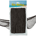 12ft x 4ft Tropical Hawaiian Summer Party Decorative Fishing Net Netting