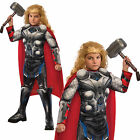 Childrens Deluxe Thor Rubies Marvel Avengers Age Of Ultron Costume Or Hammer