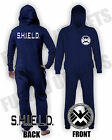 Shield, S.H.I.E.L.D. Marvel, Onesie, Jumpsuit, Pyjamas, Loungers, Nightwear,