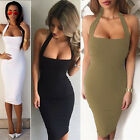 SEXY SUMMER WOMENS BANDAGE BODYCON COCKTAIL LADIES 2 PIECE PARTY DRESS PLUS SIZE