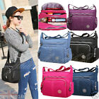 Womens Tote Messenger Cross Body Handbag Ladies Hobo Bag Shoulder Bag Waterproof
