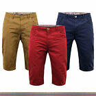 Boys & Mens Chino Shorts by Stallion