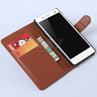 Book Flip Wallet stand Leather Case For Alcatel One Touch D1 OT 4018D 4018A b