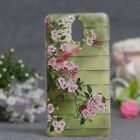 For Lenovo Soft Rubber TPU Fashion Luxury 3D Embossed Pattern Back Case Cover