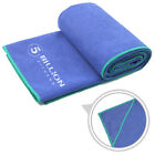 PROCIRCLE Hot Yoga Mat Towel Cover Non Slip Microfiber Blankets Fitness Workout
