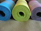 ECO-Friendly non-slip 24  yoga mat yellow 2016258484824040 1