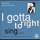 1 CENT CD I Gotta Right To Sing - Marian Montgomery