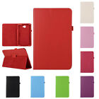 NEW Folding Stand Leather Case Cover For Samsung Galaxy Tab A 10.1 2016 T580N