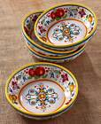 The Lakeside Collection Set of 4 Pasta Bowls