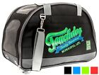 Touchdog Wick-Guard Water Resistant Fashion Designer Travel Pet Dog Carrier Bag